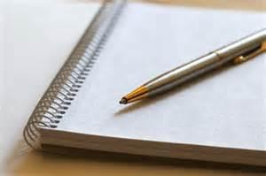 writing blank journal