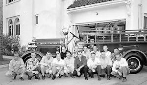 glendora old fire engine 2