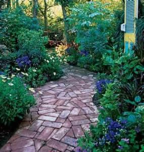 brick pathway