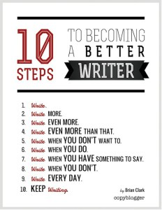 writing top 10 by Brian Clark