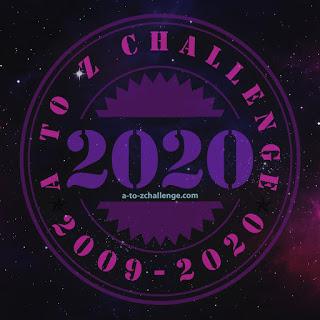 atoz badge 2020