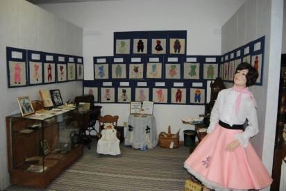 QS in museum